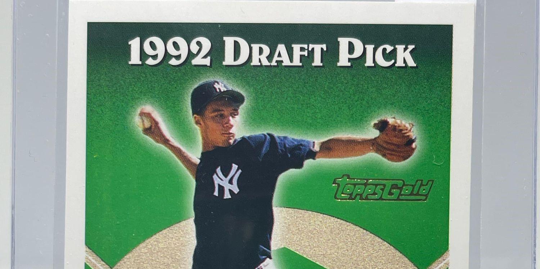 GOLD Derek Jeter Rookie Pulled from 1993 Topps Pack on Vintage Breaks [VIDEO]